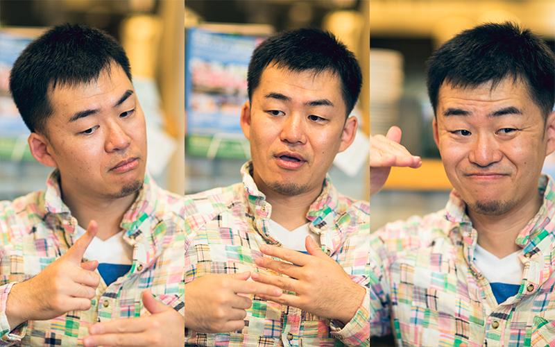 聾LGBTERのロールモデルを示したい【前編】,01生後6か月で聾になる,川端伸哉,ゲイ