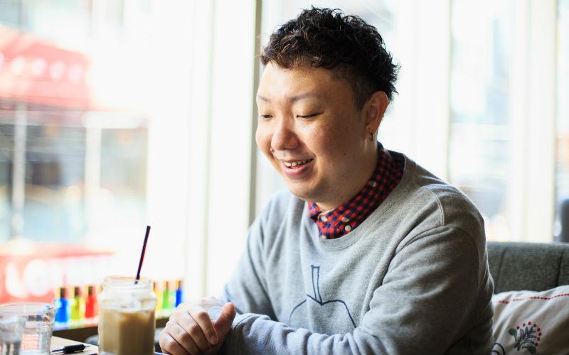 全て受け容れることで、僕は幸せを掴めた【前編】,05人生を大きく変えるアプリとの出会い,岸田 拓也,ゲイ