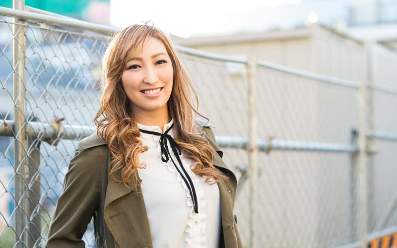 彼女の夢を叶えたい それが、私の夢【後編】,10パートナーの一番の支えになるために,Mayumi Suzuki,レズビアン