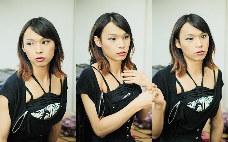 決められた性別をまとわなくてもいい【前編】,01女の子の服を着るのが好き,松見 明良,バイセクシュアル