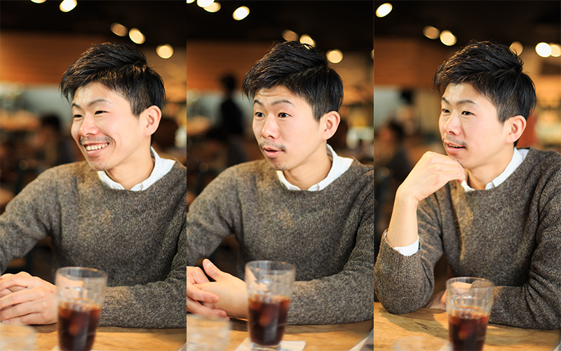 好きな人を想って淹れるコーヒーが好き【前編】,01両親へのカミングアウト、晴れやかな気持ちに,原田 大二郎,ゲイ