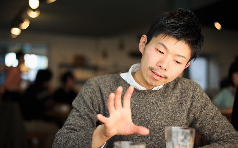 好きな人を想って淹れるコーヒーが好き【前編】,05愛知から東京へ。ひたすら前に進む大ちゃん,原田 大二郎,ゲイ
