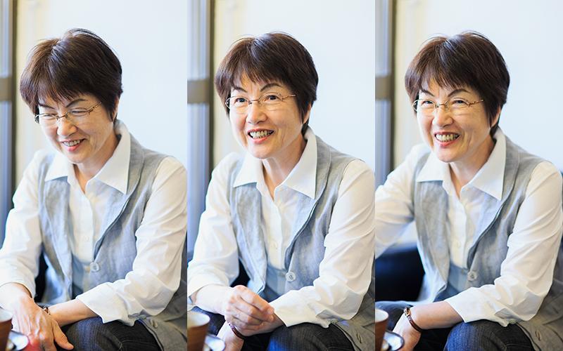 一個の人間として尊重し、応援していく,03親が認めてあげなければ、誰が認めるのか,野島千恵子,ALLY
