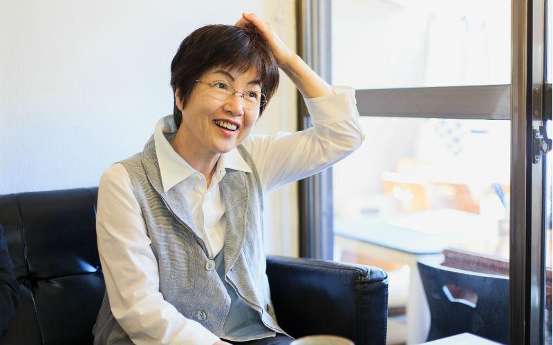 一個の人間として尊重し、応援していく,05そして今、思うこと,野島千恵子,ALLY
